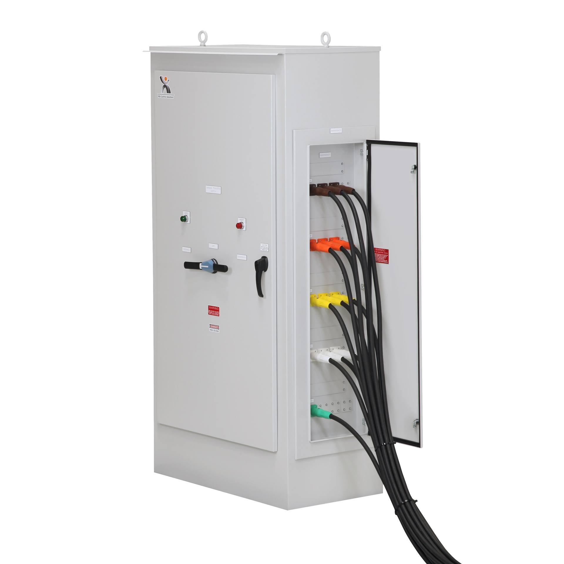 Cam-Lok® Portable Power Cables | Electrical Power Distribution | PSI ...