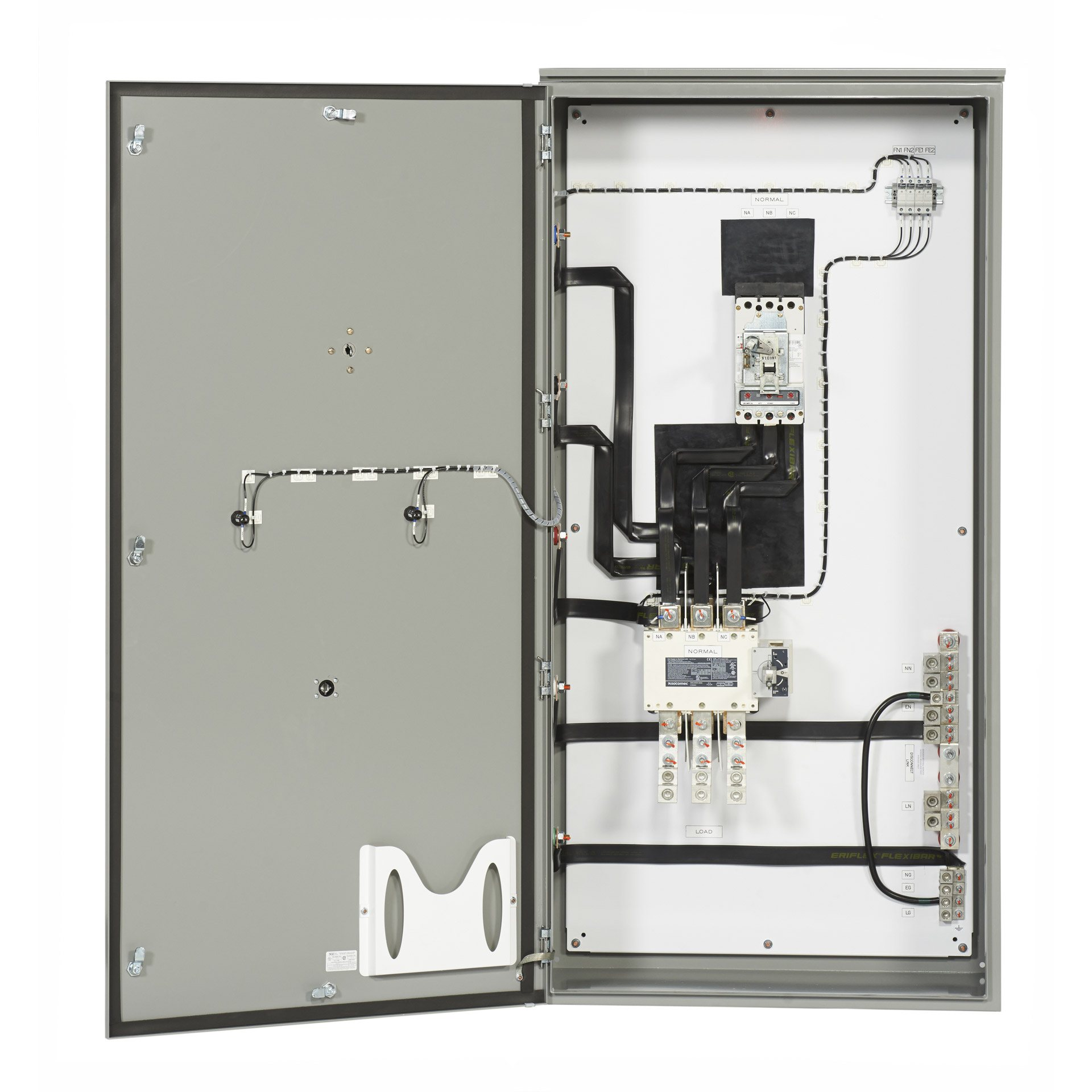 PSI Manual Transfer Switch w/ Rotary Switch | 200-3000 AMPs on